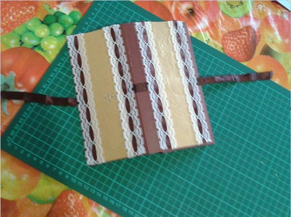 открытка шоколадница ручной работы 3