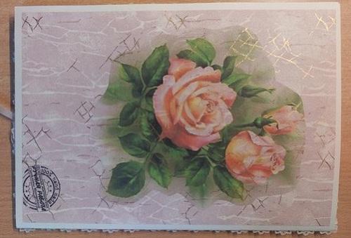 открытка с днём рождения ручной работы 55