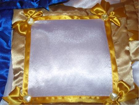 подарочная подушка для фотографий 1