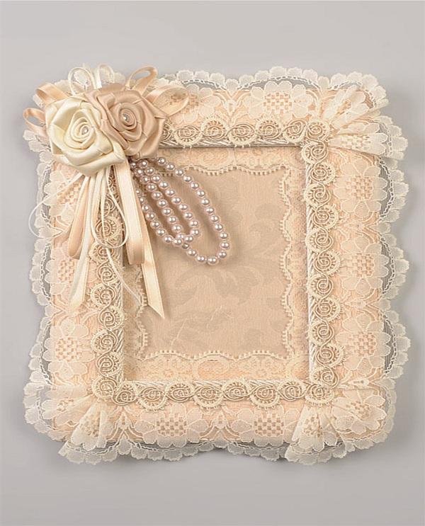 Рамки для свадебных фото своими руками